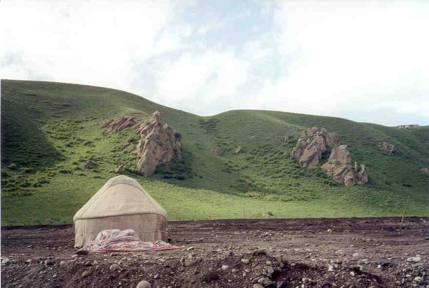 Silkroad Yurt