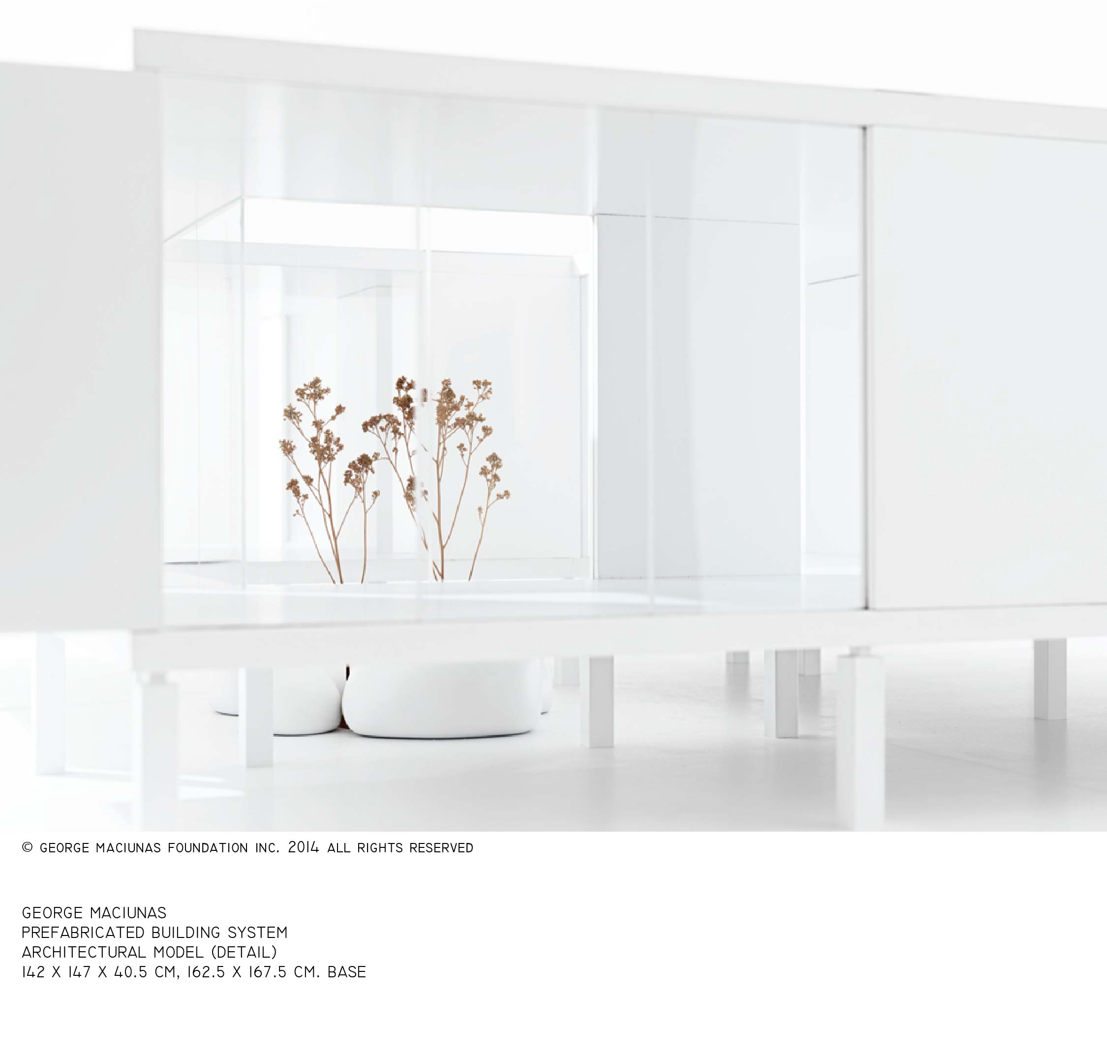 FLUXHOUSE ARCHITECTURAL MODEL (3)