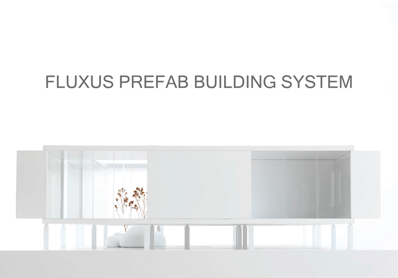 FLUXUS PREFAB BUILDING SYSTEM 01_Fluxus Foundation