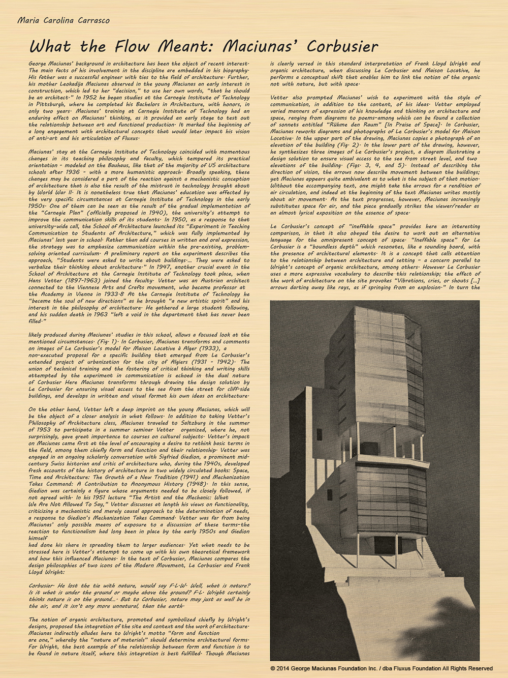 George Maciunas & Le Corbusier_Fluxus Foundation (3)